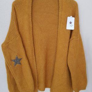 boutique dizuit-cardigan