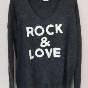 Boutique Dizuit - pull - rock
