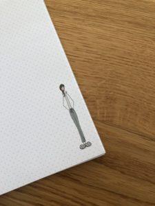 Boutique Dizuit - cahier - BertaBulle