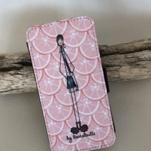 Coque portefeuille pour Iphone