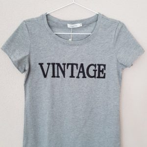 Boutique Dizuit - t-shirt - vintage