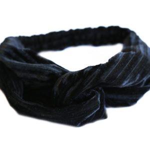 boutique dizuit-bandeau noir velours
