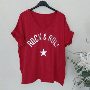 boutique dizuit-t-shirt rock & roll