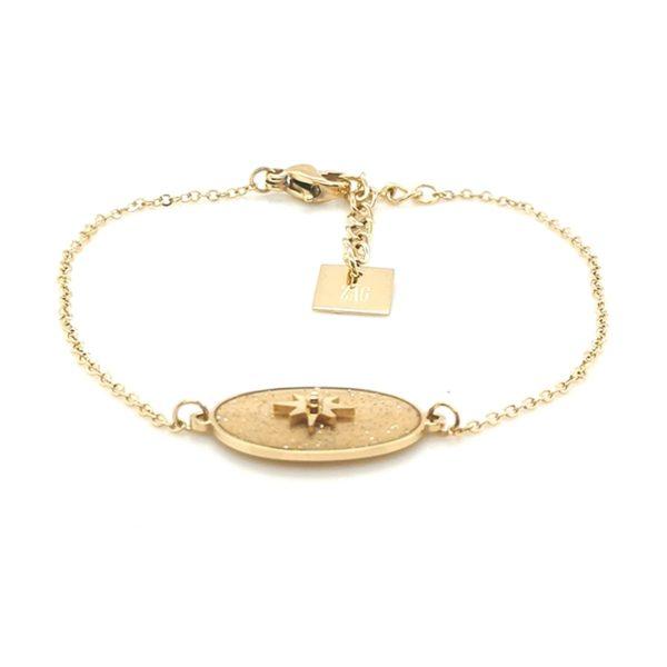bracelet-zag-bijoux-acier-dore
