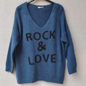 boutique dizuit-pull rock and love